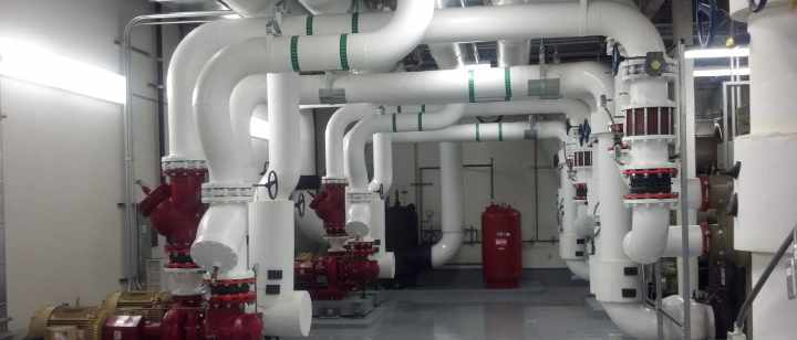 Ducting Installation Example